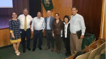 El SENASA y el PROTEC realizan actividades para evitar el ingreso al Perú del fusarium, RAZA 4, letal hongo que amenaza los cultivos de banano.