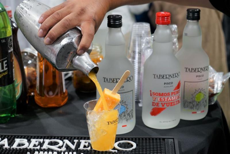 25 marcas de productos peruanos se exhibieron en el prestigioso Brooklyn Bar Convent