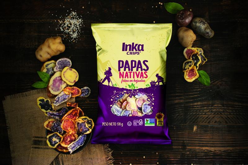 A pesar de la pandemia, Inka Crops exportará este año 84 toneladas de snacks de papas nativas; además, venderá 30 toneladas en Perú
