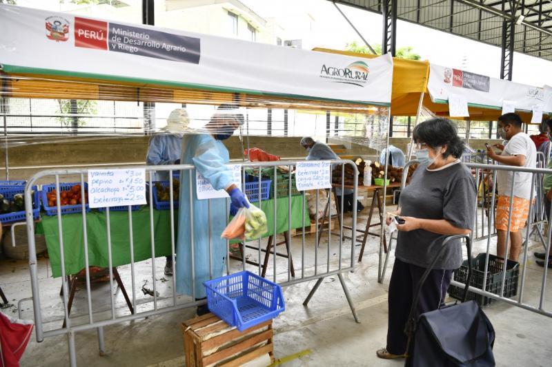 Agro Rural presenta el I Concurso SEAR 2021 - Servicios De Extensión Agraria Rural en 11 departamentos del país