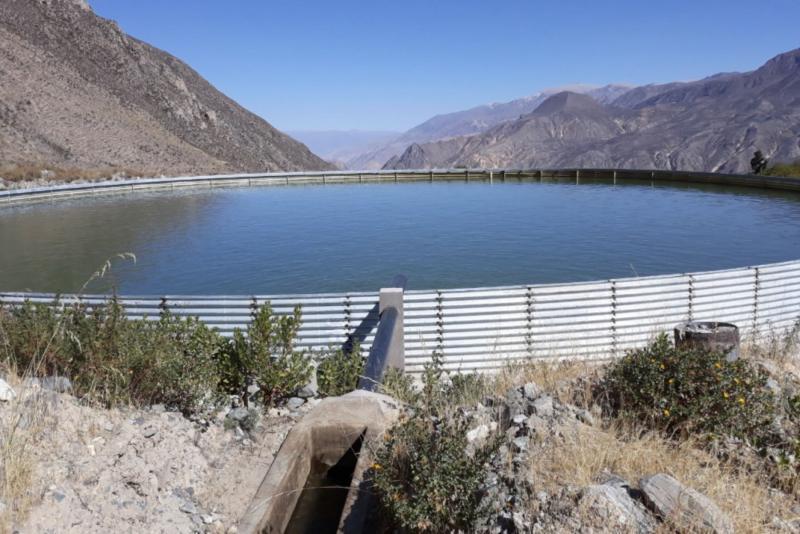 ANA elaborará estudio para futuro proyecto de irrigación en Huancavelica e Ica