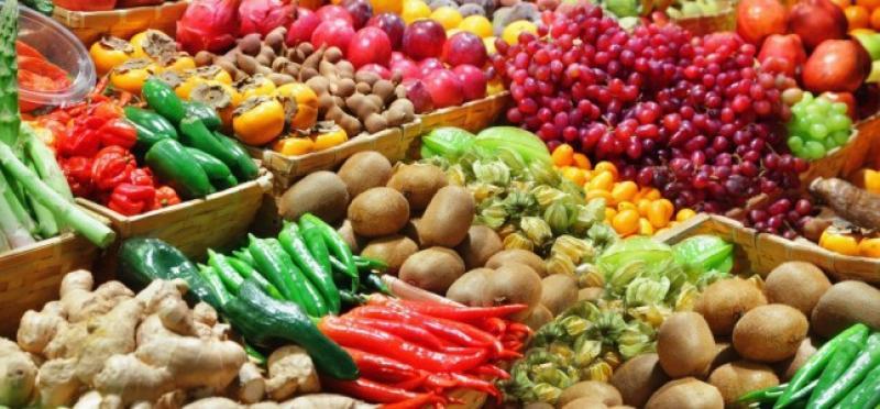 Aumenta el consumo de frutas y vegetales en Europa en los últimos cinco años