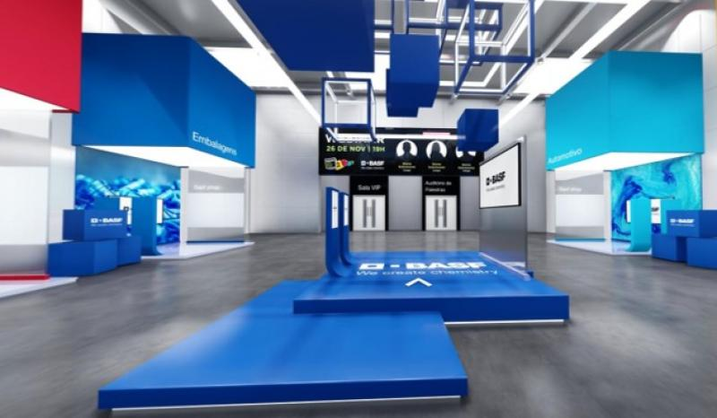 BASF impulsa primera feria de negocios virtual