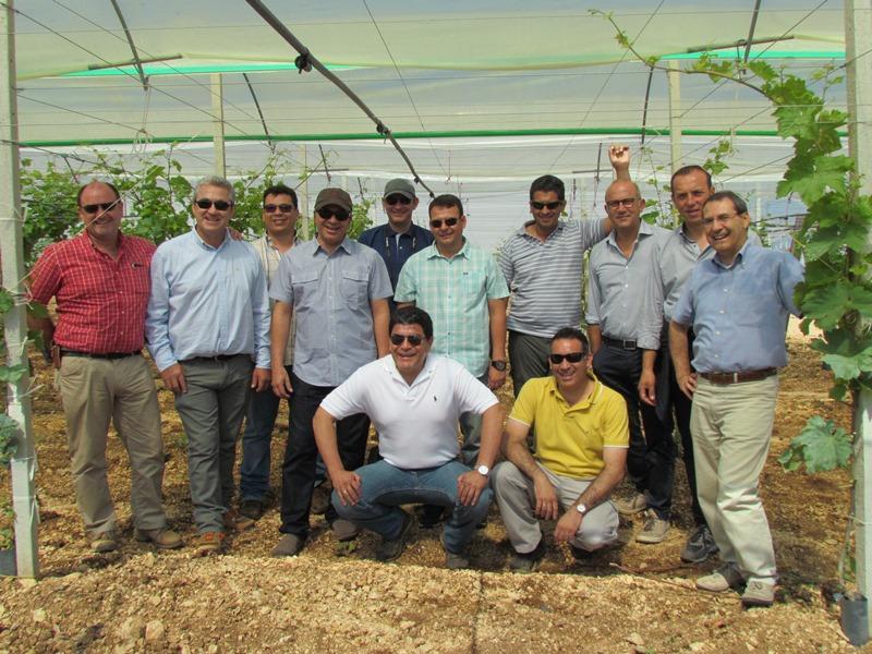 Bayer CropScience: Gira Técnica Internacional de Uva en Italia