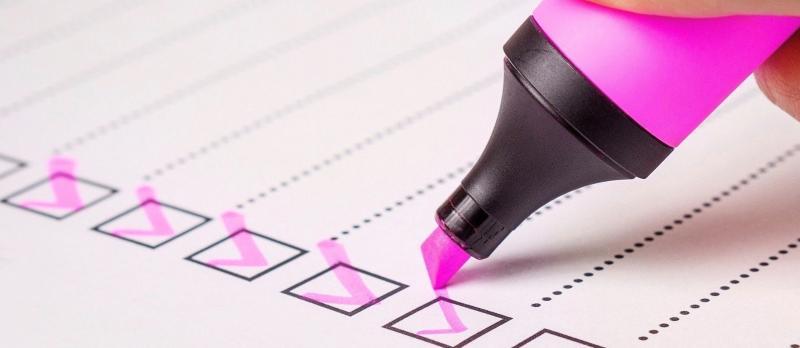 Branding Checklist para Mostrar Resultados este 2020