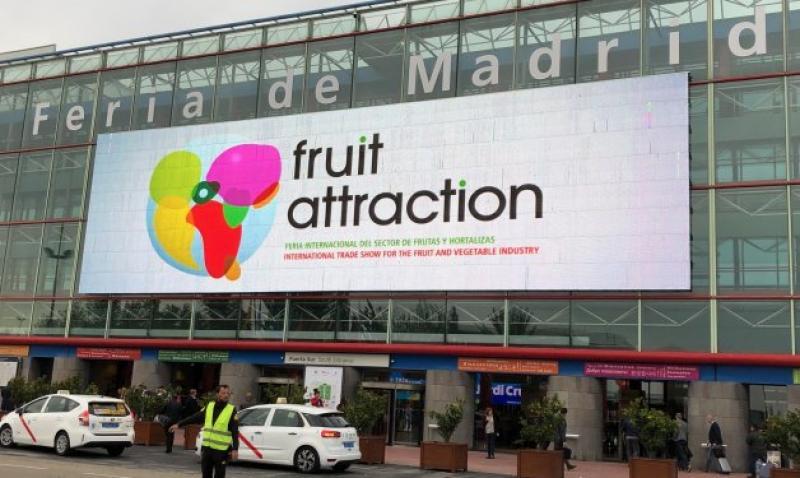 Buen ritmo de participación para la próxima edición de Fruit Attraction
