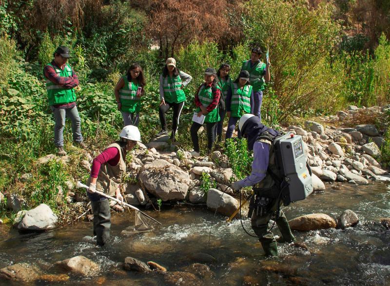 Buscan que mujeres tengan más participación en la toma de decisiones sobre recursos hídricos