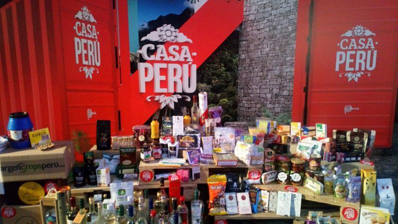 """Casa Perú"" permitiría duplicar envíos de alimentos a Rusia anualmente"