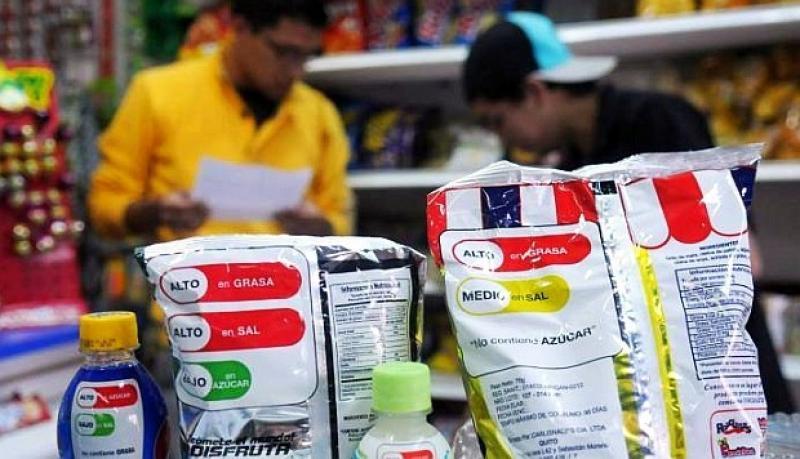 Comisión de Defensa del Consumidor debatirá la próxima semana observaciones del Ejecutivo al etiquetado en Ley de Alimentación Saludable