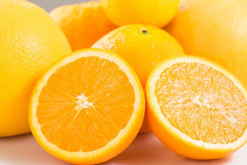 Crece moderadamente la exportación de naranjas