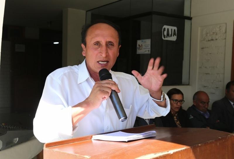 Designan a Juan Rodo Altamirano Quispe como viceministro de Políticas y Supervisión del Desarrollo Agrario