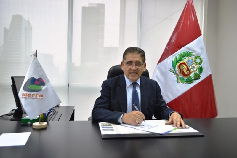 Designan a William Arteaga Donayre como viceministro de Políticas Agrarias del Minagri