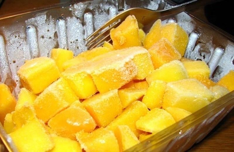 El mango en trozos es la punta de lanza con que Perú cobra protagonismo en el mercado europeo de frutas tropicales congeladas