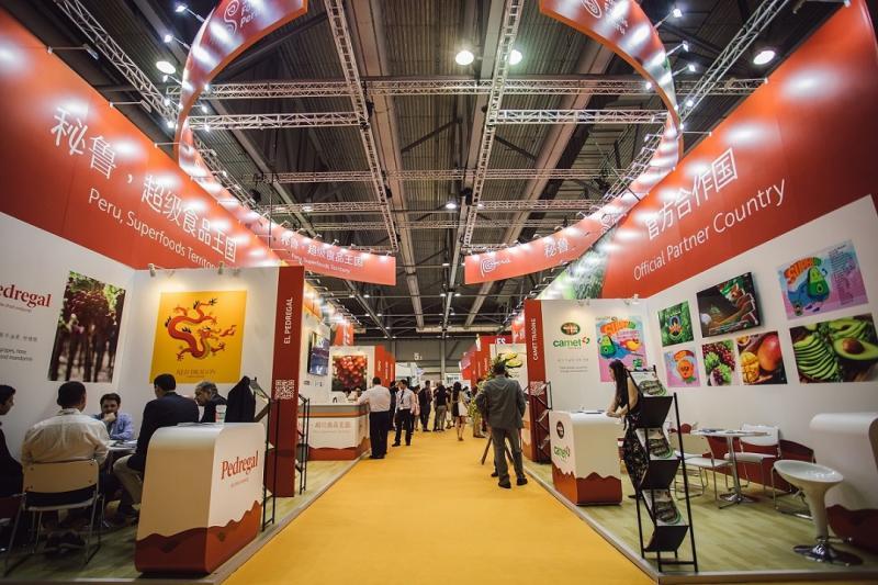 Eligen a Perú como País invitado de honor en Asia Fruit Logistica 2020