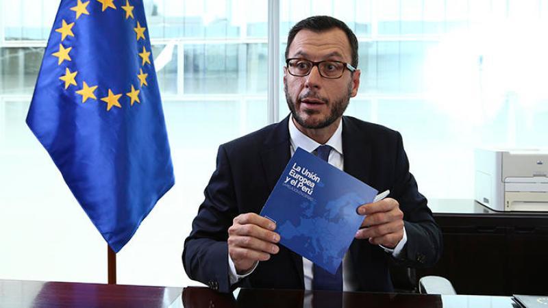Embajador de la Unión Europea considera que es momento de discutir incremento de estándares de protección social del régimen agrario en Perú