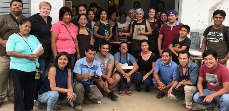 Empresarios de Cusco, Madre de Dios, Junín y Huánuco se preparan para exportar cacao fino de aroma