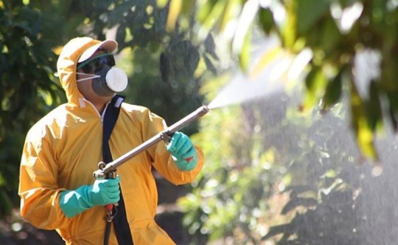 Es urgente cambiar la cultura en el manejo de pesticidas