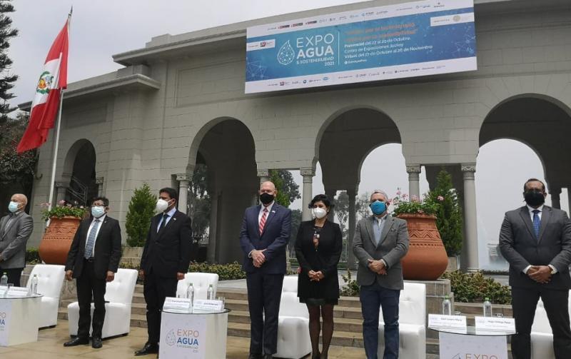 Expo Agua & sostenibilidad 2021 regresa para optimizar inversiones en agua potable y saneamiento