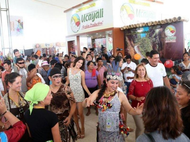 ExpoAmazónica 2018 generaría negocios por S/ 85 millones