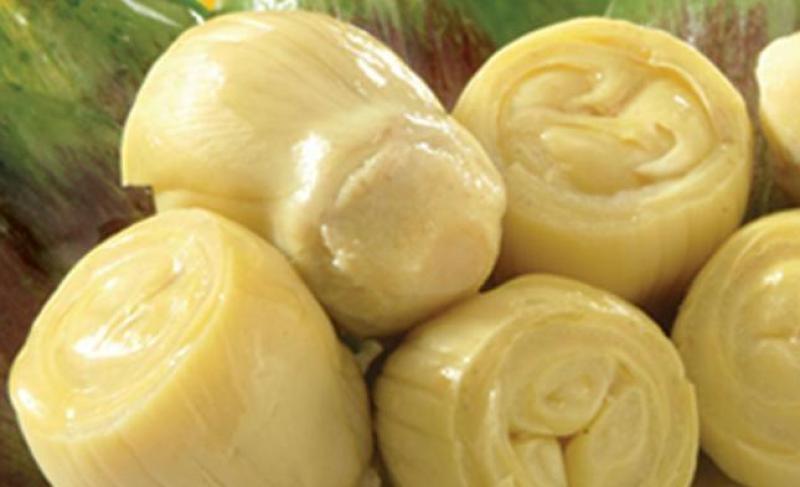 Exportación de alcachofas en conserva supera  los US$ 74 millones