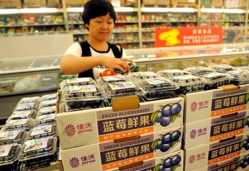 Exportaciones agroindustriales a China crecieron 2.4% en valor en 2020