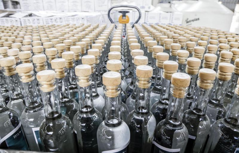 Exportaciones de pisco sumaron US$ 2.116.000 entre enero y mayo, mostrando un crecimiento de 98%