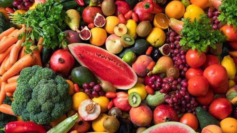"""FAO organiza webinar """"Frutas y verduras: beneficios para la salud y la nutrición"""""""