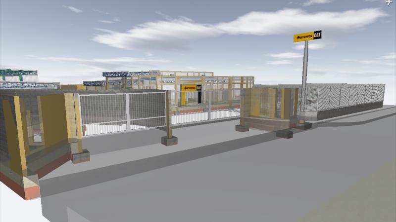 Ferreyros construye nueva instalación en Ica