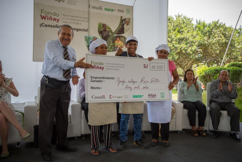 Formagro premiará a emprendimientos juveniles agroecológicos en la región Lima