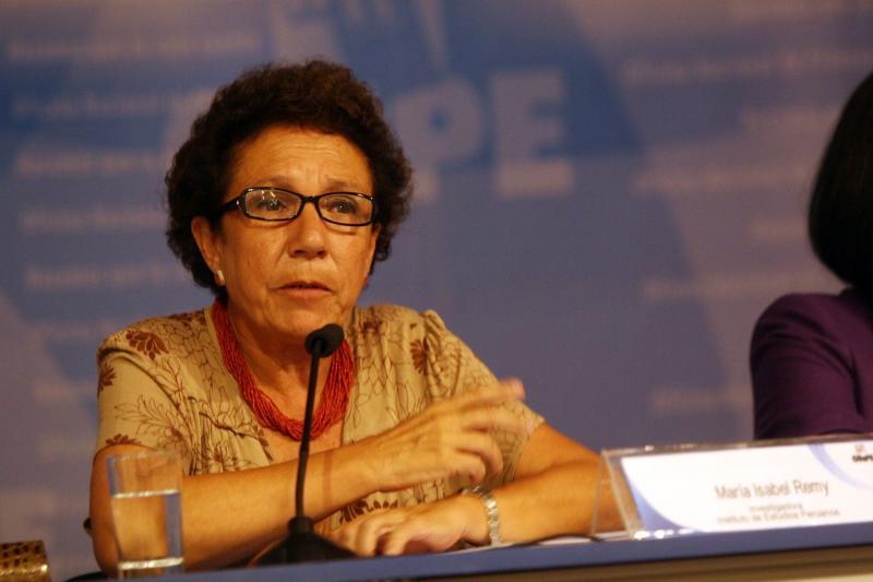 Gobierno designa a María Remy Simatovic viceministra de Políticas Agraria