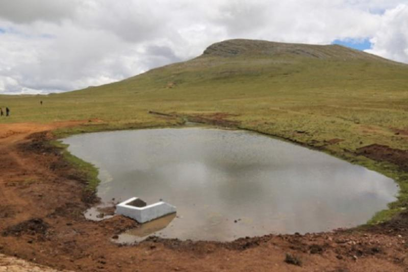 GRA La Libertad instalaría 1.536 reservorios de agua en la provincia de Bolívar con una inversión de S/ 10 millones