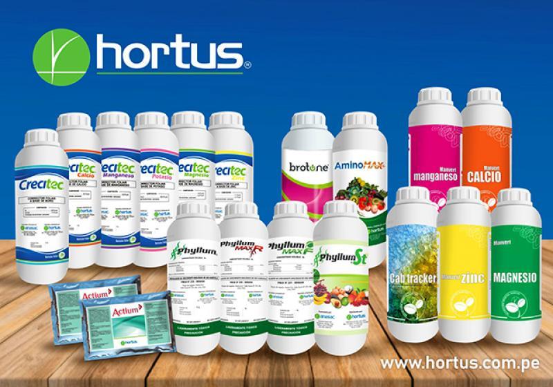 Hortus: comprometido con una adecuada nutrición a las plantas