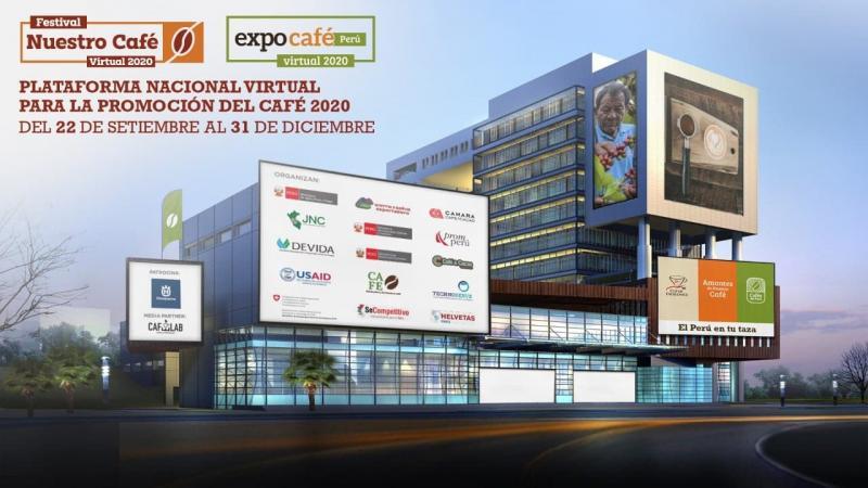 Hoy arranca la Plataforma Nacional Virtual para la Promoción del Café