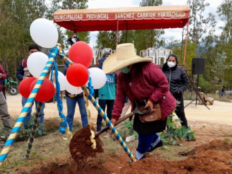 La Libertad: Construirán planta de procesamiento de granos andinos