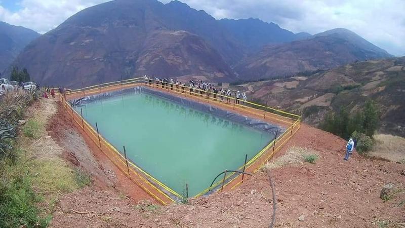 La Libertad tiene como meta construir 9 mil reservorios al 2021