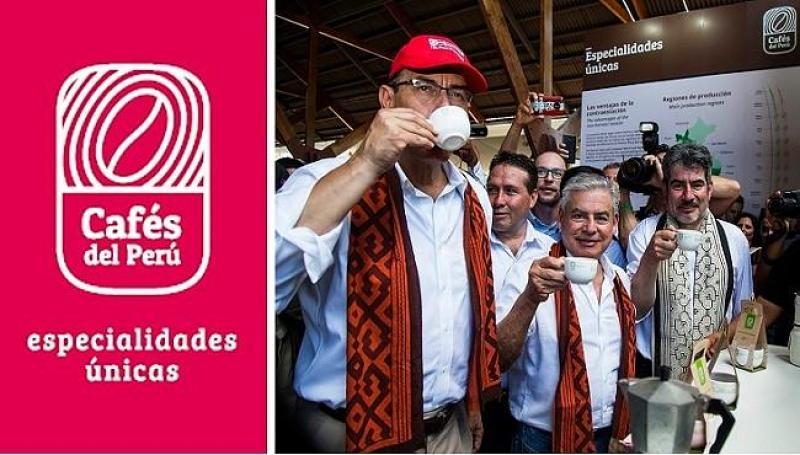 Lanzan marca Cafés del Perú a nivel mundial
