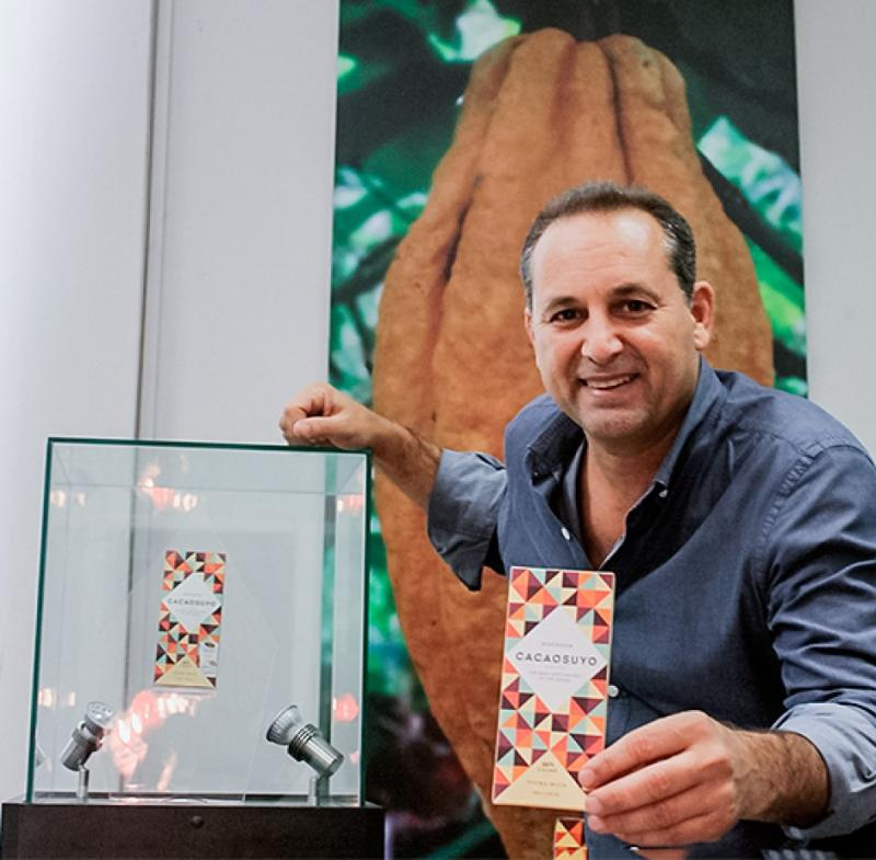 Ley de etiquetado obliga que chocolates elaborados con alto porcentaje de cacao se confundan con golosina