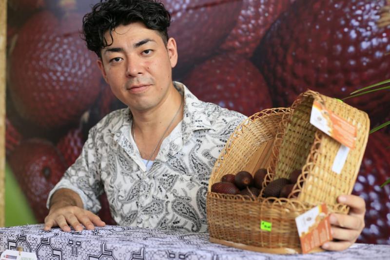 Loreto: empresa japonesa se interesa por jabones y aceites de aguaje