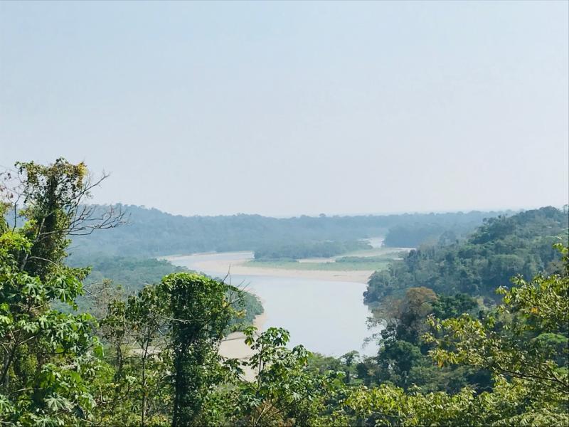 Madre de Dios incorpora 24 ecosistemas frágiles y avanza su zonificación forestal