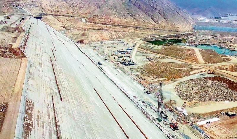 MEF transfiere S/ 129.8 millones al Midagri para ejecución de Chavimochic tercera etapa