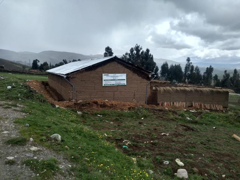 Mejora capacidad de producción de hortalizas con 563 fitotoldos en Puno
