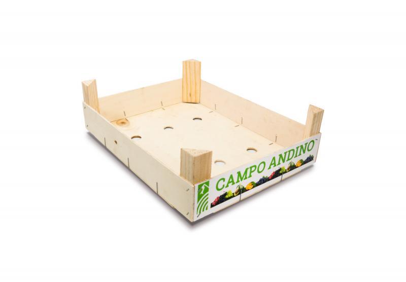 Mercado chino aprecia mucho los embalajes de madera