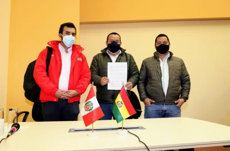 Midagri anuncia restablecimiento de comercio de productos agropecuarios con Bolivia