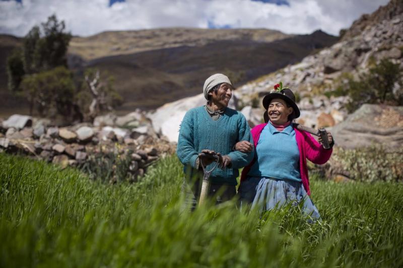 Minagri busca aprobar Plan Nacional de Agricultura Familiar
