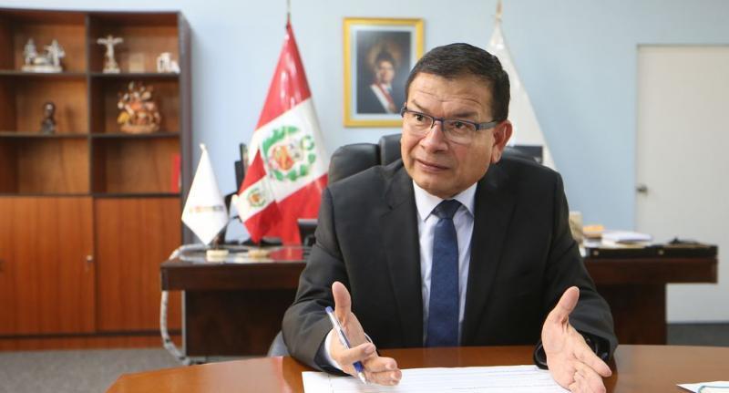 Ministro de Agricultura se reunirá con microfinancieras para impulsar créditos FAE-Agro
