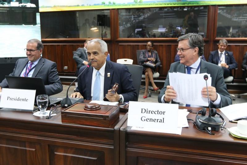 Ministros de Agricultura de las Américas acordaron fortalecer programa de sanidad del IICA para impulsar el comercio