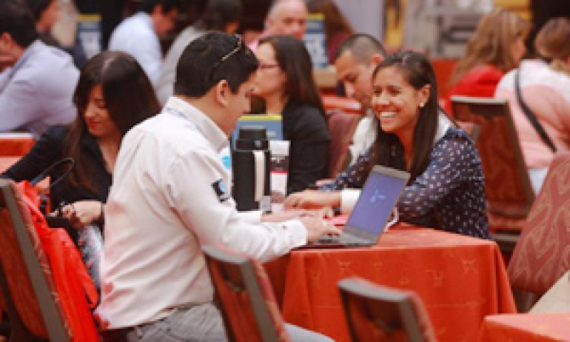 Negocios potenciales por más de s/. 9 millones en rueda Enlace Empresarial