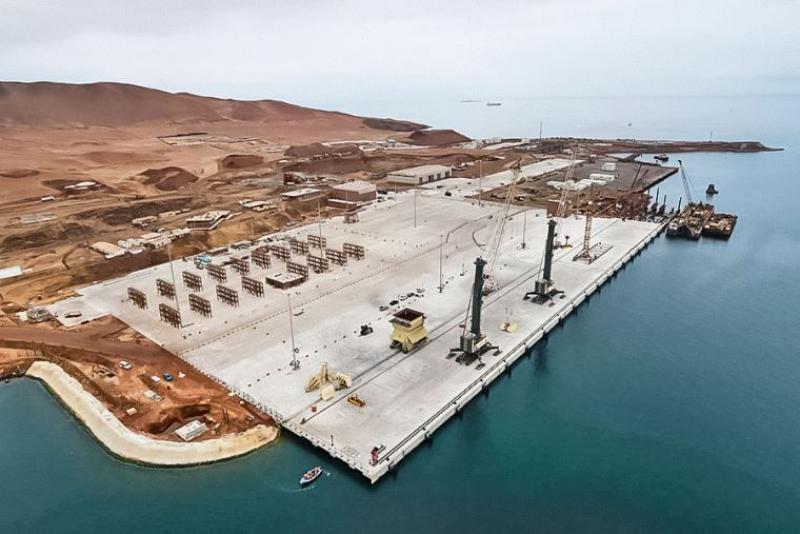 Nueve proyectos de modernización portuaria estarán listos el 2021