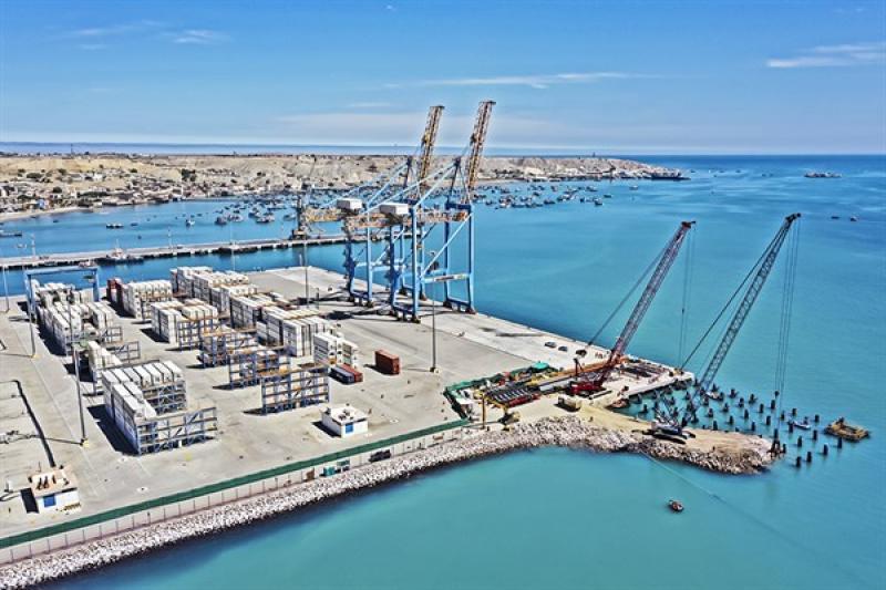 Obras en ejecución en puertos suman más de US$ 1.600 millones