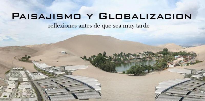 PAISAJISMO Y GLOBALIZACION